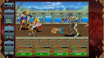 Screenshot1 - Dungeons & Dragons: Chronicles of Mystara