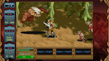 Screenshot4 - Dungeons & Dragons: Chronicles of Mystara