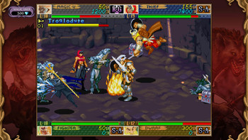 Screenshot5 - Dungeons & Dragons: Chronicles of Mystara