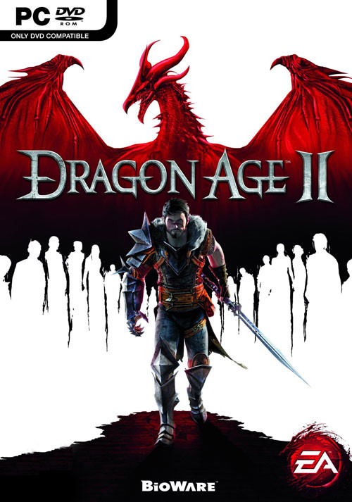Dragon Age 2 - Cover