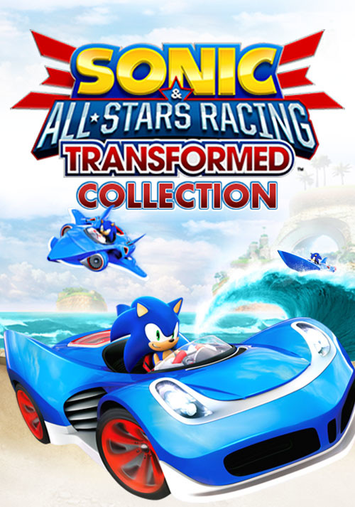 Sonic and SEGA All-Stars Racing Transformed - Cover