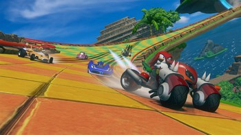 Screenshot3 - Sonic & All-Stars Racing Transformed Collection