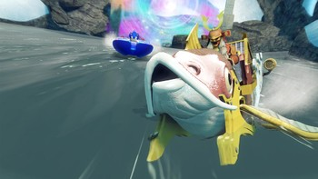 Screenshot5 - Sonic and SEGA All-Stars Racing Transformed