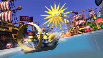 Screenshot8 - Sonic & All-Stars Racing Transformed Collection