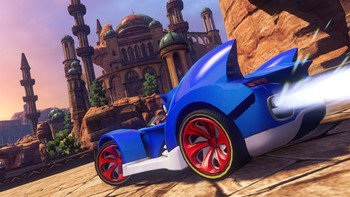 Screenshot9 - Sonic & All-Stars Racing Transformed Collection
