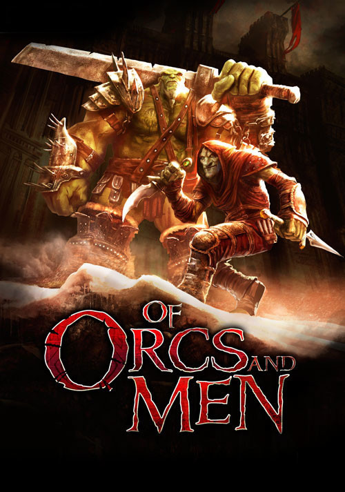Of Orcs and Men - Cover