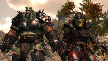 Screenshot1 - Of Orcs and Men