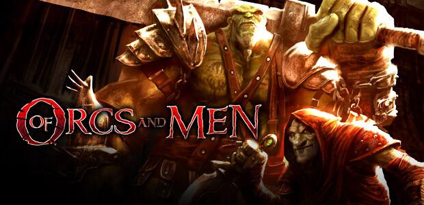 Of Orcs and Men - Cover / Packshot