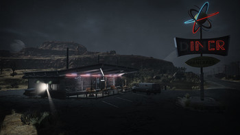 Screenshot5 - Alan Wake's American Nightmare