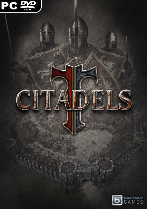 Citadels - Cover / Packshot