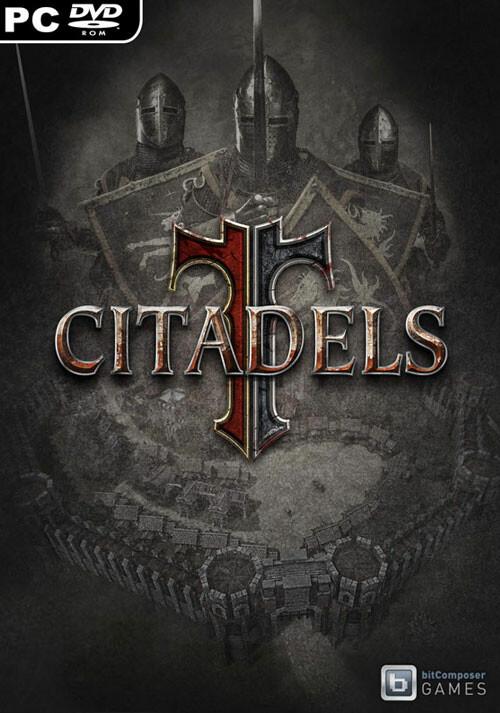 Citadels - Cover