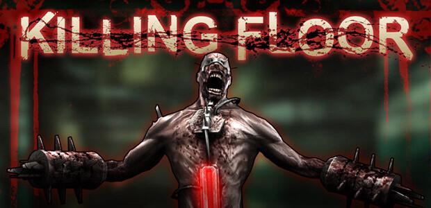 Killing Floor - Cover / Packshot