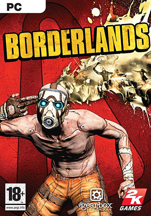 Borderlands - Cover