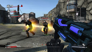 Screenshot1 - Borderlands