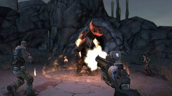 Screenshot2 - Borderlands