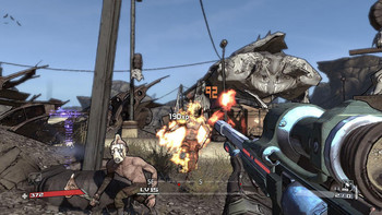 Screenshot4 - Borderlands
