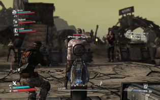 Screenshot5 - Borderlands