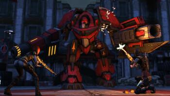 Screenshot1 - Borderlands: The Secret Armory of General Knoxx DLC