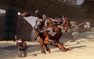 Screenshot2 - Borderlands: The Secret Armory of General Knoxx DLC