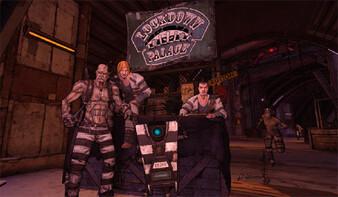 Screenshot4 - Borderlands: The Secret Armory of General Knoxx DLC