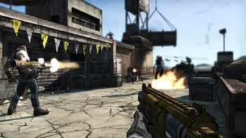 Screenshot1 - Borderlands: Game of the Year Edition