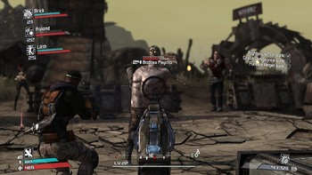 Screenshot6 - Borderlands: Game of the Year Edition