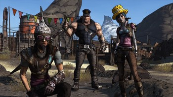 Screenshot3 - Borderlands Game of the Year Enhanced