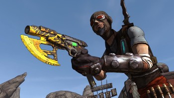 Screenshot5 - Borderlands Game of the Year Enhanced