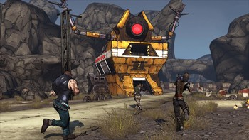 Screenshot1 - Borderlands Game of the Year Enhanced