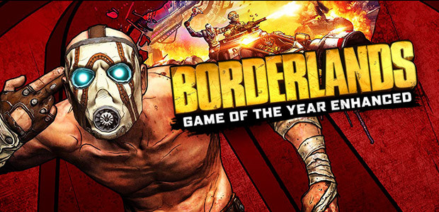 Borderlands Game of the Year Enhanced - Cover / Packshot
