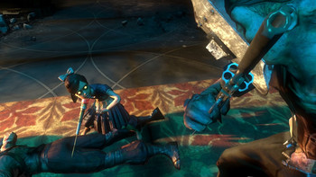 Screenshot1 - BioShock 2