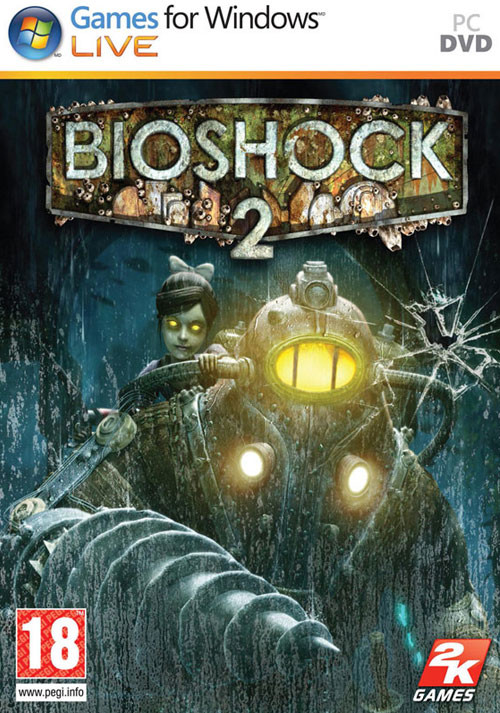 BioShock 2 - Cover / Packshot