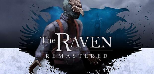 The Raven Remastered - Cover / Packshot
