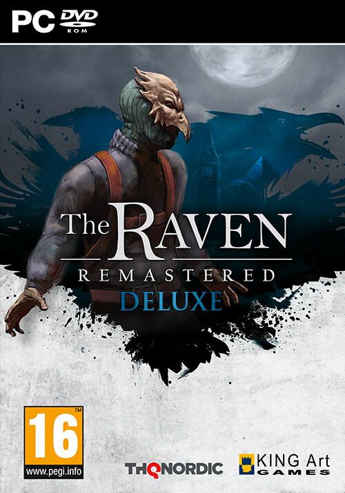 The Raven - Das Vermächtnis des Meisterdiebs Deluxe Edition - Packshot