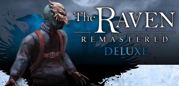 The Raven Remastered Deluxe - Cover / Packshot