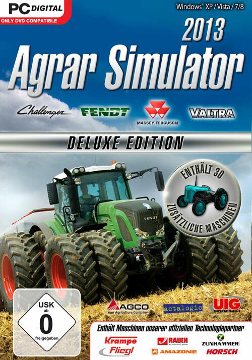 Agrar Simulator 2013 Deluxe - Packshot