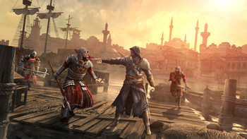 Screenshot1 - Assassin's Creed Ezio Trilogie