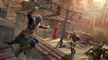 Screenshot3 - Assassin's Creed Ezio Trilogie