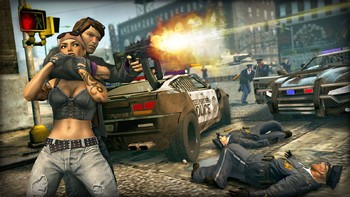 Screenshot1 - Saints Row: The Third