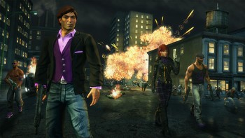 Screenshot1 - Saints Row: The Third: The Full Package