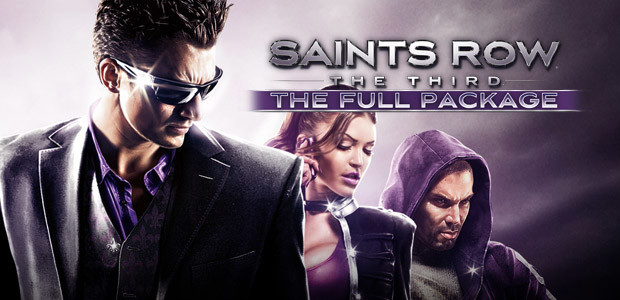 Saints Row: The Third - The Full Package - Cover / Packshot