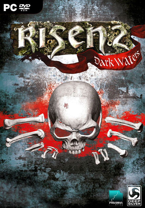 Risen 2: Dark Waters - Cover