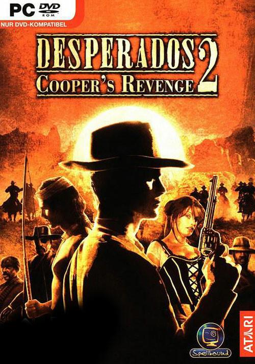Desperados 2: Cooper's Revenge - Cover / Packshot