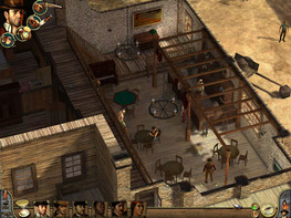 Screenshot3 - Desperados 2: Cooper's Revenge