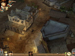 Screenshot5 - Desperados 2: Cooper's Revenge