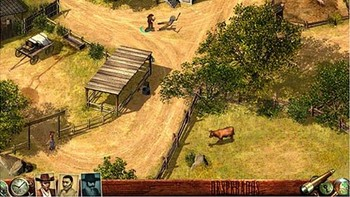 Screenshot3 - Desperados - Wanted Dead Or Alive
