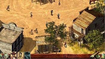 Screenshot2 - Desperados - Wanted Dead Or Alive