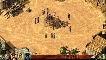 Screenshot6 - Desperados - Wanted Dead Or Alive