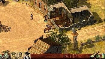 Screenshot1 - Desperados - Wanted Dead Or Alive