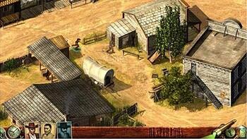 Screenshot4 - Desperados - Wanted Dead Or Alive